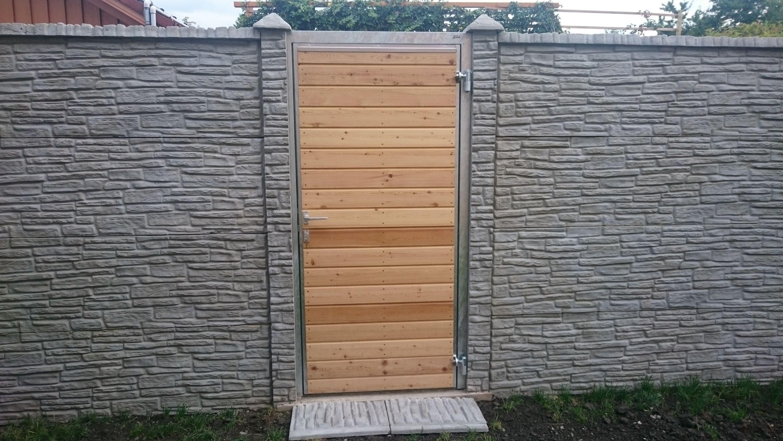 Gartentore - Hoftore - ALLEMANN® GmbH Holz- u. Metallprodukte